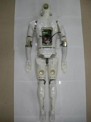 robo 2 (Foto: Instituto de Tecnologia de Tóquio/Divulgação)