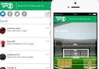 Aplicativo Globo:  você pode interagir, se divertir e competir (Infoesporte)
