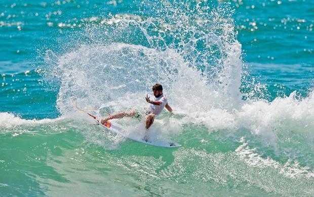 surfe Alejo Muniz no WQS de Burleigh Heads (Foto: ASP)