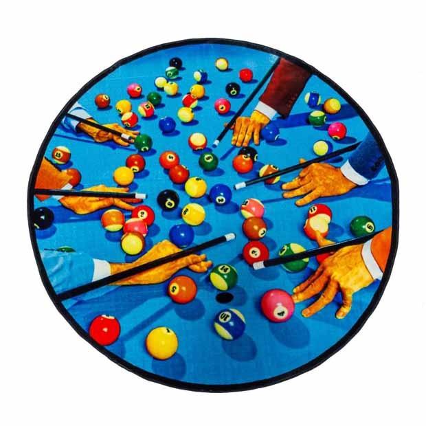 Snooker, design Toiletpaper para Seletti (Foto: Divulgação)