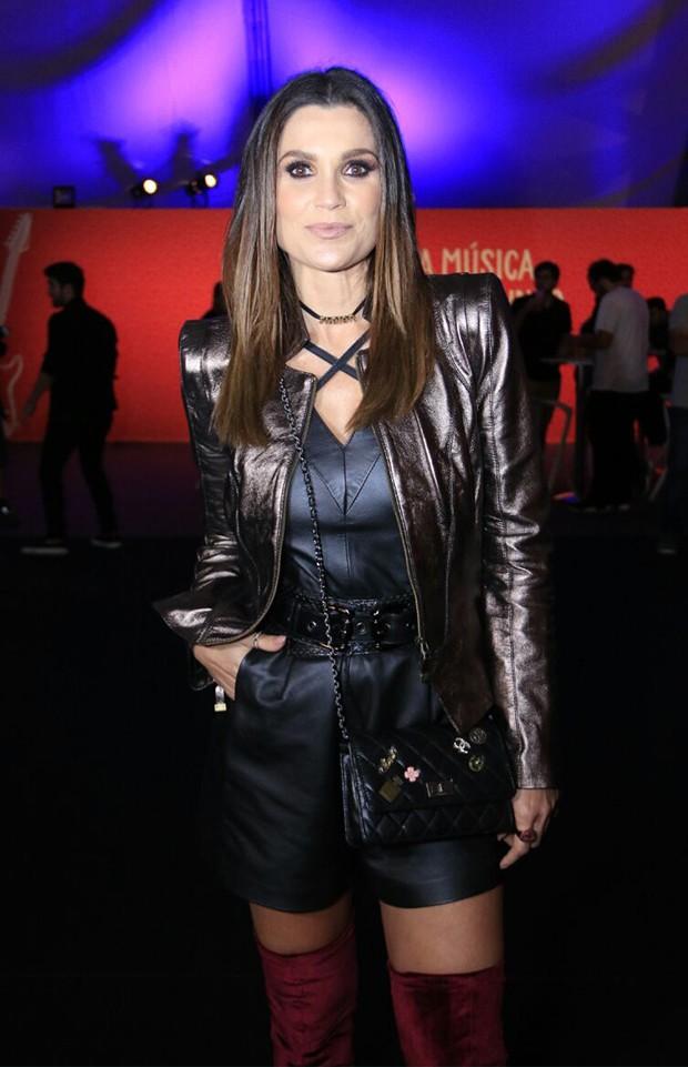Flávia Alessandra (Foto: Marcos Rosa/  Ed. Globo)