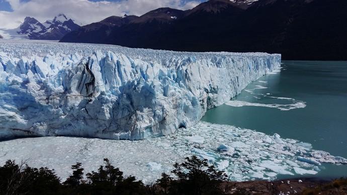 Perito Moreno, Argentina (Foto: Arquivo pessoal)