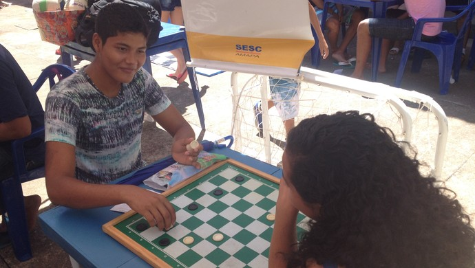 Ação Global; Amapá (Foto: Rafael Moreira/GE-AP)