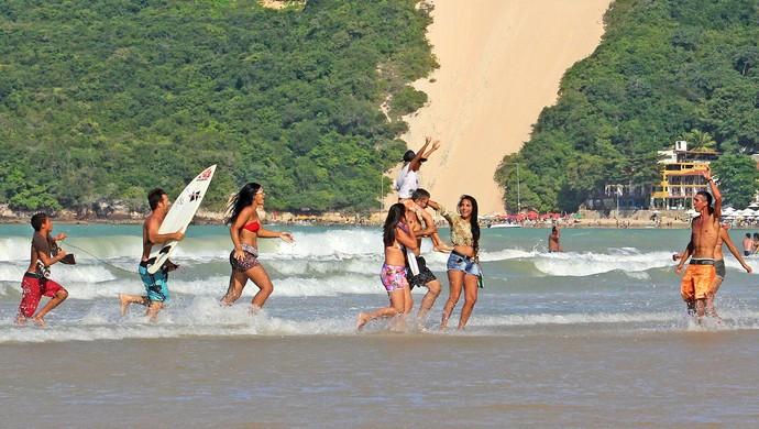 Yuri Barros - surfe (Foto: Eros Sena)