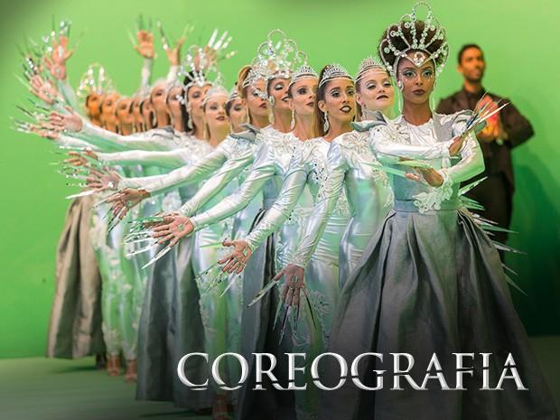 Coreografia, Império (Foto: Gshow)