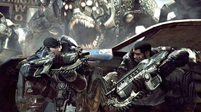 Novo capítulo da série Gears of War irá ser revelado durante a E3 2015 (Foto: Reprodução/Polygon)