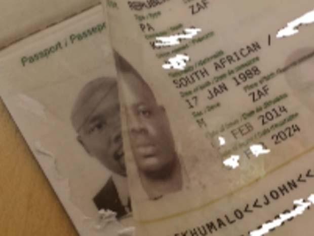Estrageiro apresentou passaporte falso na Delegacia da Polícia Federal em Campinas (Foto: Reprodução / EPTV)