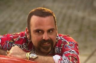 Guilherme Karam como Raposão, em O Clone (Foto: TV Globo / Gianne Carvalho)