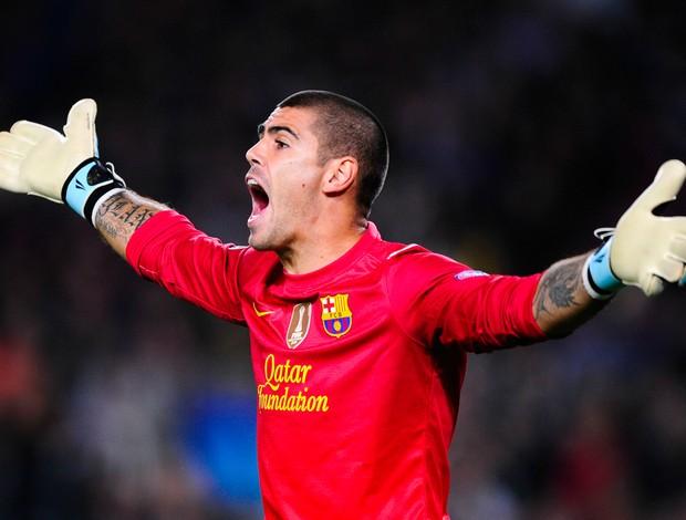 Victor Valdés Barcelona (Foto: Getty Images)