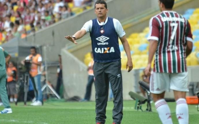 Claudinei Oliveira, técnico do Atlético-PR (Foto: Gustavo Oliveira/ Site oficial Atlético-PR)