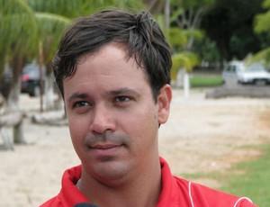 Dado Cavalcanti, técnico do Mogi Mirim (Foto: Divulgação/MogiMirimEC)