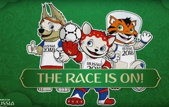 Gato, tigre ou lobo? Fifa apresenta os possíveis mascotes para Copa de 2018