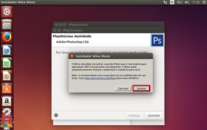 Instale o que for pedido pelo PlayOnLinux (Foto: Reprodução/Paulo Alves)