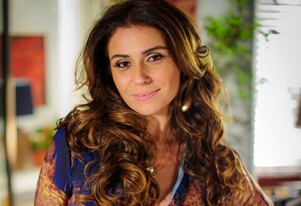Cabelos, Giovanna Antonelli (Foto: Divulgação, TV Globo)