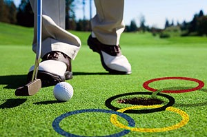 Golfe olímpico (Foto: Divulgação)