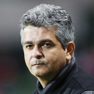 Ney Franco Coritiba (Foto: Giuliano Gomes/PR PRESS)