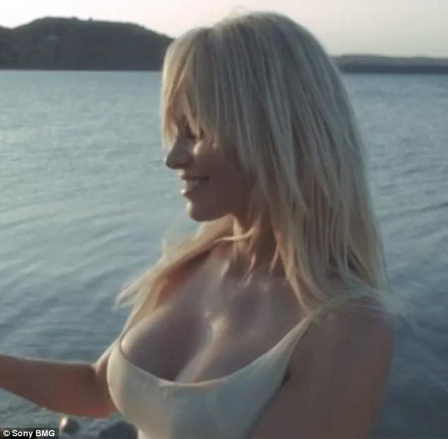 Pamela Anderson (Foto: Reprodução)