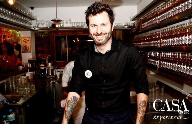 Alexandre D'Agostino (Foto: reprodução )