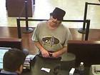 Ladrão rouba banco nos EUA e depois foge a pé