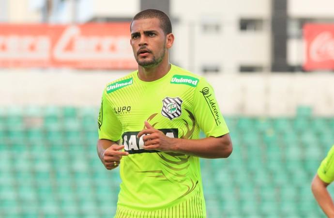 Clayton Figueirense (Foto: Luiz Henrique/Figueirense FC)
