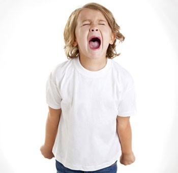 Quando a pirraa passa dos limites, o que fazer? Psicloga d dicas menino (Foto: Getty Images)