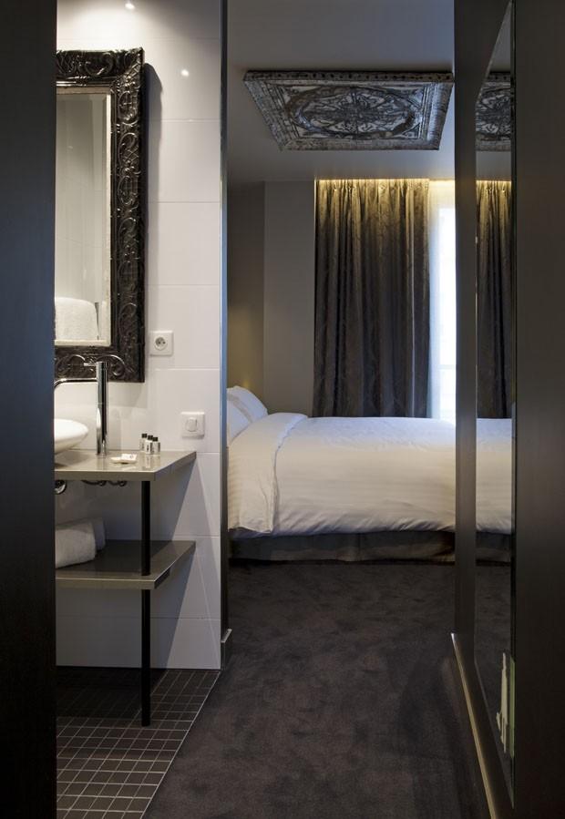 hotel celebra o neobarroco em paris casa vogue hot is. Black Bedroom Furniture Sets. Home Design Ideas