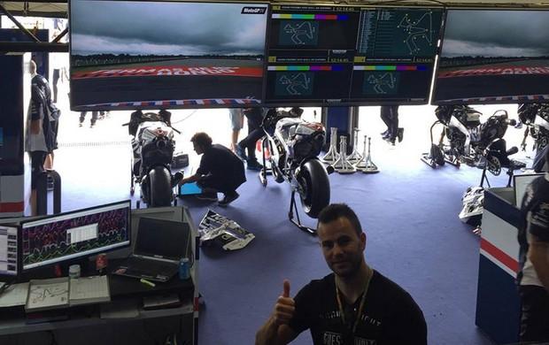 BLOG: Mundial de MotoGP - EXCLUSIVO - Fala Piloto! - Direto da Espanha, Nico Ferreira comenta os últimos movimentos da sensacional temporada 2016...