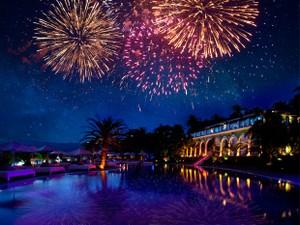 Réveillon no litoral norte de São Paulo tem festas luxuosas à beira mar  (Foto  6b47608d17821