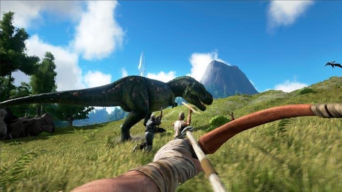 Ark: Survival Evolved (Foto: Divulgação/Steam)