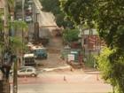 Rondon volta a ser fechada neste domingo devido obras de viaduto