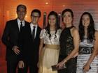 Filhos de Fátima Bernardes e William Bonner comemoram aniversário