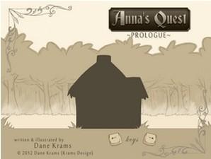 Anna's Quest Prologue