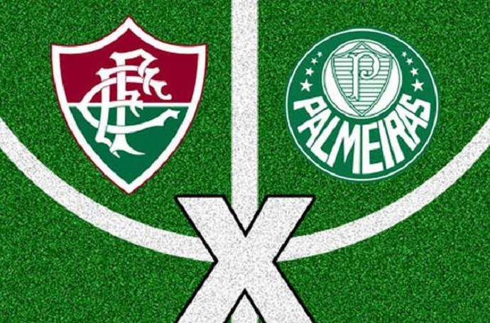 Palmeiras x Fluminense 690 (Foto: Reprodução / TV Liberal)