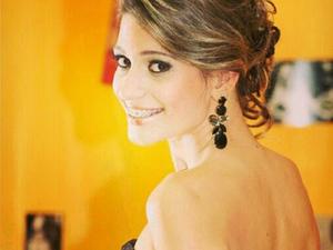 Luana Soler venceu o Miss Araraquara 2014 (Foto: Luana Soler/ Arquivo Pessoal)