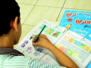 As aulas são oferecidas gratuitamente aos alunos da Rede Municipal de Ensino  (Foto: Divulgação/Prefeitura de Itanhaém)