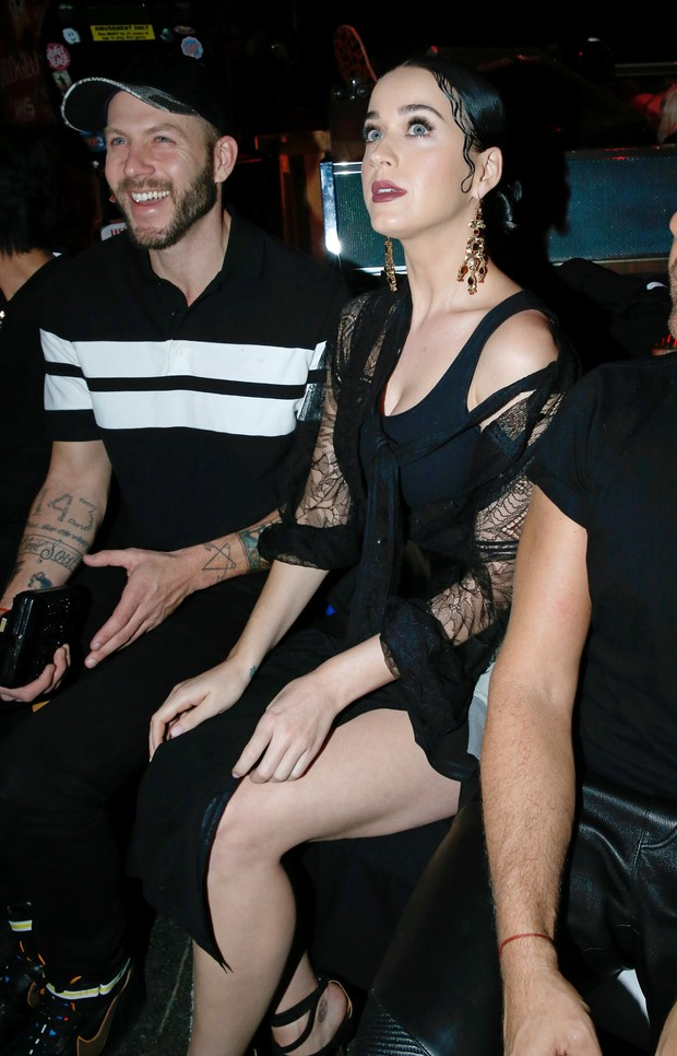 Johnny Wujek e Katy Perry (Foto: Getty Image)