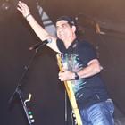 Asa de Águia lança música sobre futebol no Mineirão (Maurício Vieira/G1)