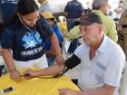 Feira da saúde oferece serviços e orientações de graça em São Roque