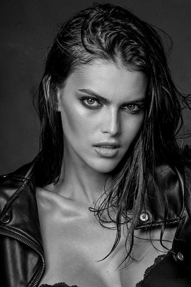 A modelo brasileira Kamila Hansen (Foto: Divulgação)