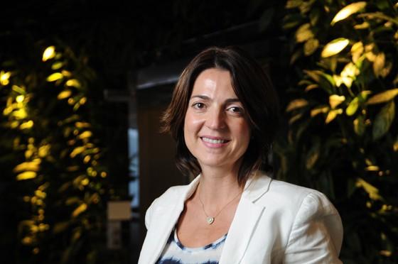 """""""A mulher pode fazer o que quiser na tecnologia"""", diz Paula Bellizia, presidente da Microsoft no Brasil (Foto: Agência O Globo)"""