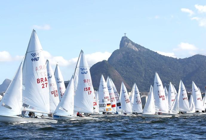 Vela Evento Teste Rio 2016 (Foto: Divulgação / CBVELA)