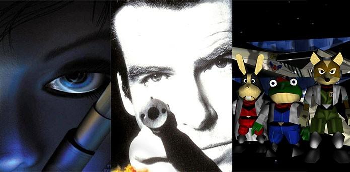 Melhores jogos de tiro do Nintendo 64 (Foto: Reprodução/Murilo Molina)
