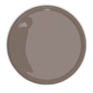 A mistura do cinza com o marrom deu origem à cor Poised Taupe (SW 6039), da Sherwin-Williams. A partir de R$ 68,94 o galão de 3,6 L (Foto: Divulgação)