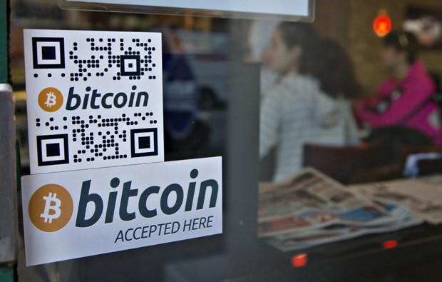 Café em Vancouver, no Canadá, que aceita Bitcoins (Foto: Andy Clark/Reuters)