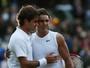 Nadal admite que não quer enfrentar Federer na final de Wimbledon