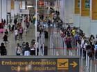 Distrito Federal recebe voos domésticos de mais cinco cidades