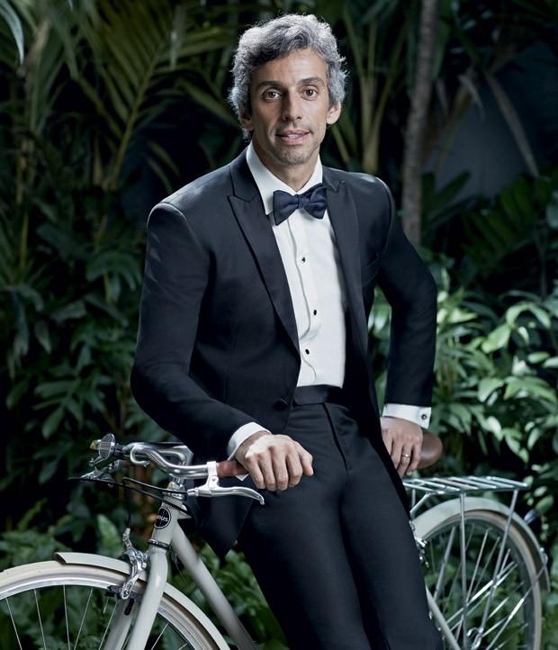 Thomaz Srougi, vencedor da categoria Empreendedorismo no Men of the Year (Foto: Jair Lanes)