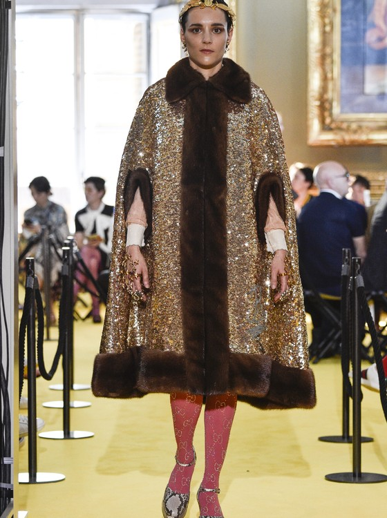 Somente no primeiro trimestre de 2017, a Gucci apresentou um crescimento explosivo de 48%  (Foto: Getty Image)