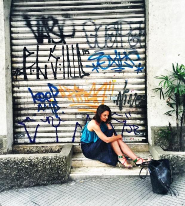 Katie Holmes (Foto: Reprodução/Instagram)