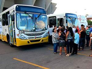 Linhas de ônibus serão ampliadas (Foto: Canindé Soares)